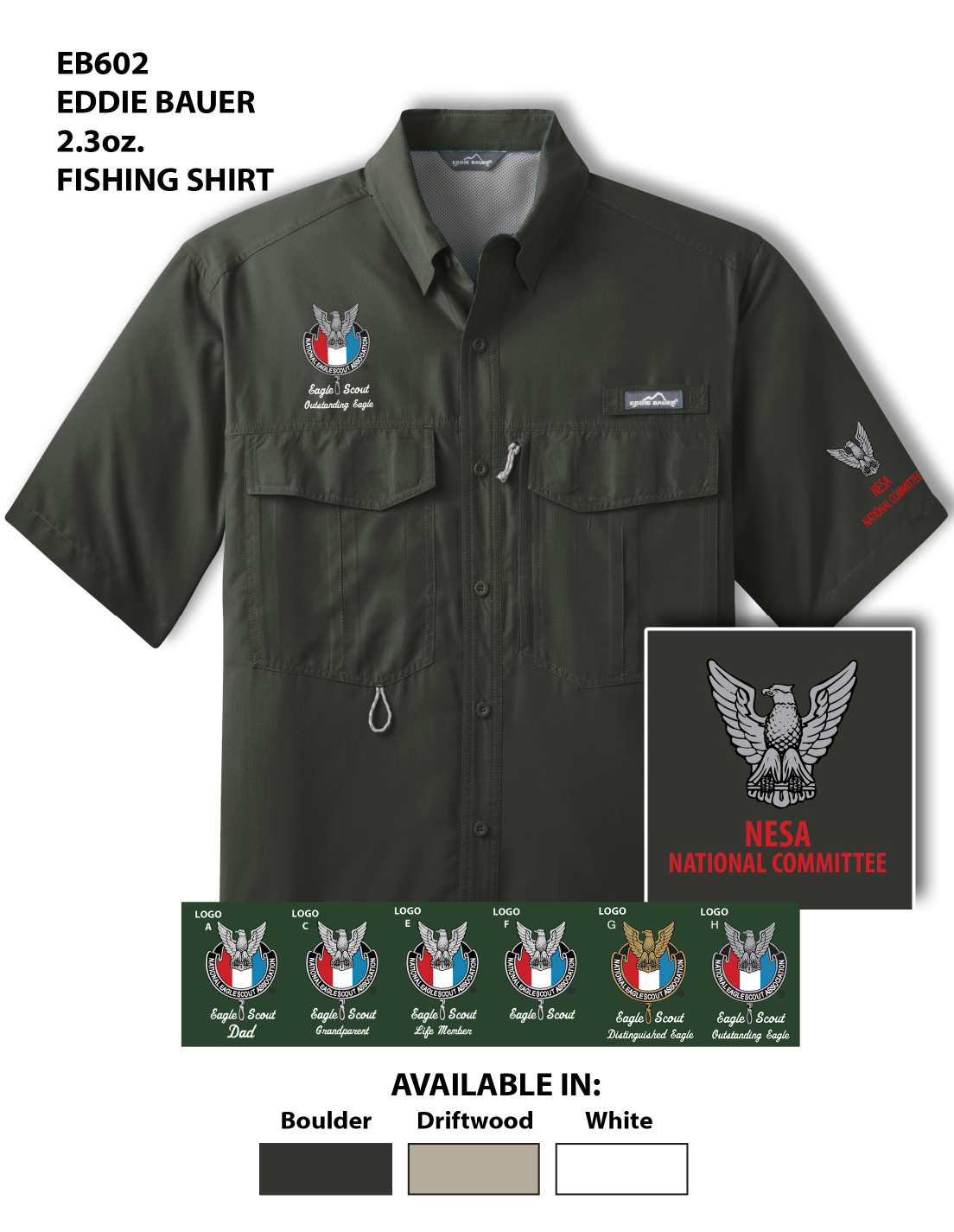 b6b82755510c Fishing Shirts With Logos – EDGE Engineering and Consulting Limited