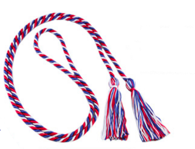 high school honor cords for eagles