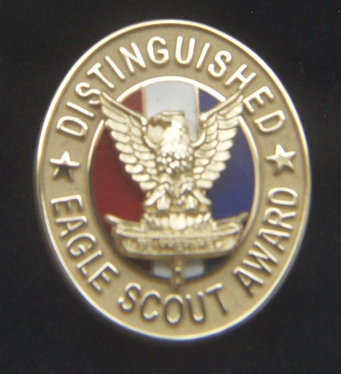 Distinguished Eagle Scout Award | Charles J. Jacobus, Sr., f… | Flickr
